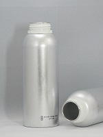 Aluminiumbottle 1.250 ml - System 51 UN - Round shoulder